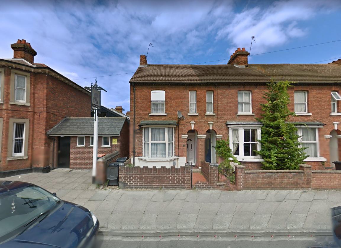 Sandhurst Road, Bedford